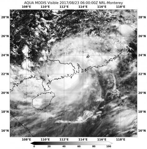 12 dead in Hong Kong typhoon