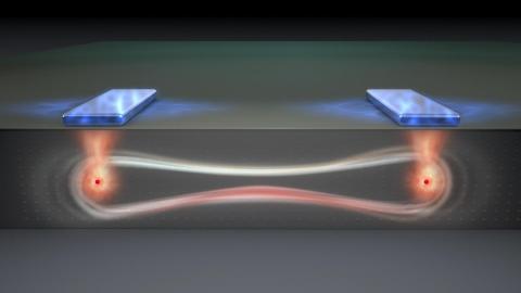 'Flip-flop' design makes quantum computers more affordable
